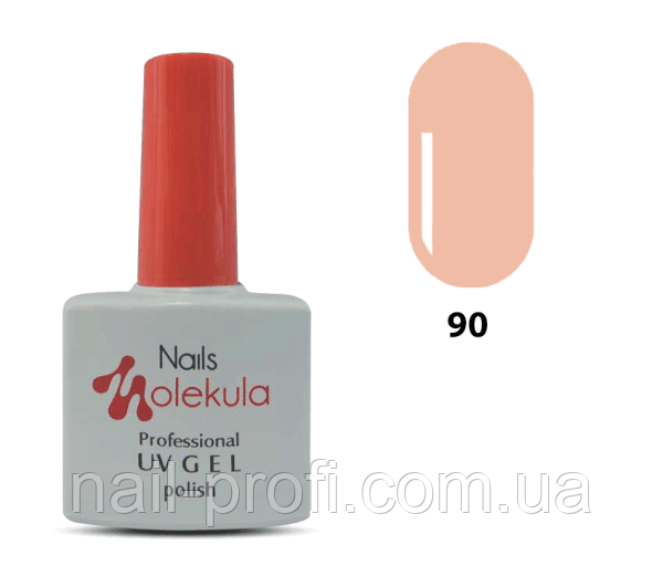 №90 Персиково-натуральный