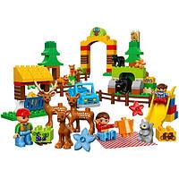 Lego Duplo Лесной заповедник 10584 Park Forest