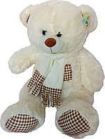 Музыкальная мягкая игрушка «Плюшевый мишка Тумми 85 см с шарфом»
