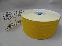 Рулони шліф. шкурка на  Klingspor PS 30D P 36-P 320( в ассортименті)115mm*50m