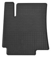 Резиновый водительский коврик для Kia Rio III (UB) 2011-2015 (STINGRAY)