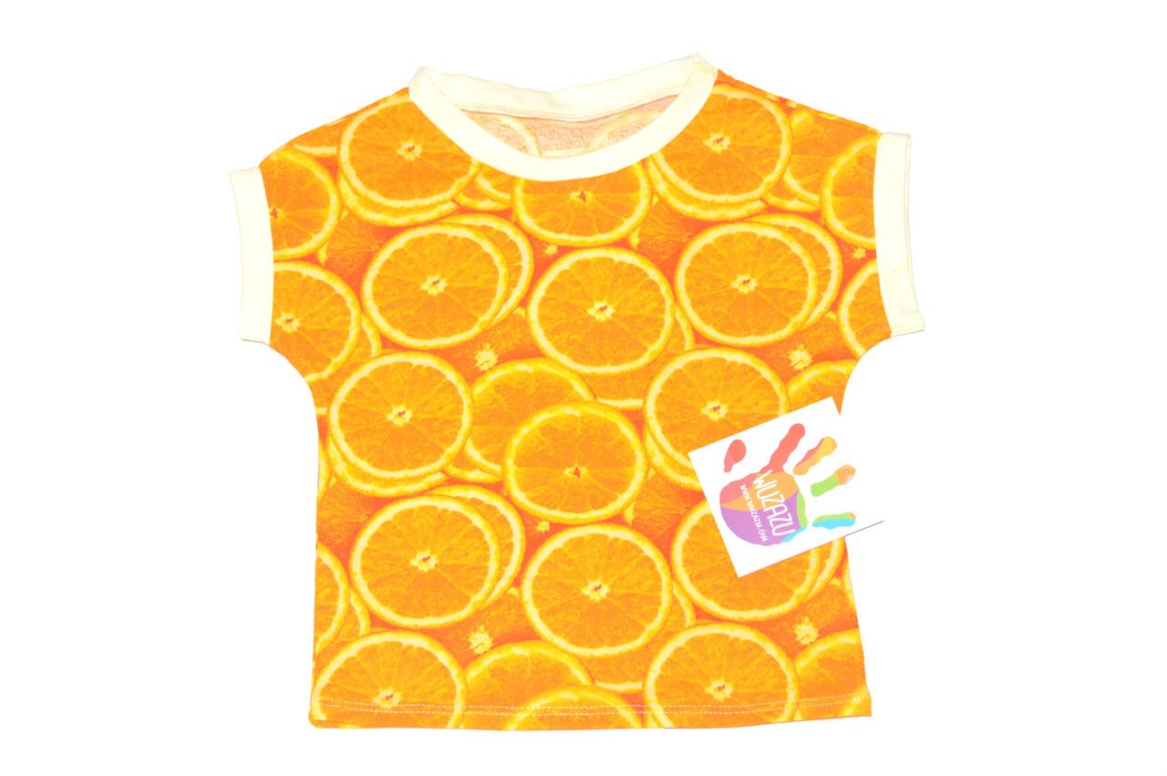 Футболка «Апельсин »