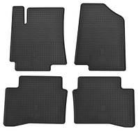Резиновые коврики для Kia Rio III (UB) 2011-2015 (STINGRAY)