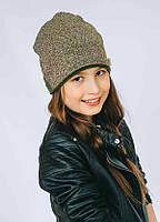 Детская шапка БРОДВЕЙ для девочек  размер 52