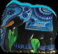 Чай Голубой Слон Zylanica Супер Pekoe + зеленый GP1 200 гр