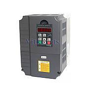 Инвертор (частотник) 7KW 0-600Hz 380V три фазы