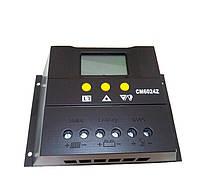 Фотоэлектрический контроллер заряда JUTA CM6024Z, 60А 12/24В, PWM