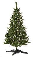 Елка Европейская Рождественская белая 120 см