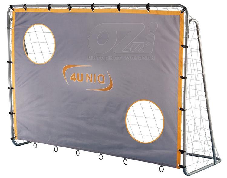 Футбольные ворота 4UNIQ Champion 213х152 см (уценка)