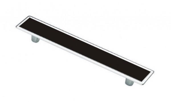 Ручка мебельная Ozkardesler 5419-013/011 96mm SIRA Белая-Черная