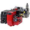 Газові пальники Bentone для побутових систем опалення та промислових котелень підвищеної потужності.