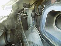 Корпус топливного фильтра Рено Мастер,Опель Мовано ,Нисан Интерстар 2.5 dCi 2003-2010