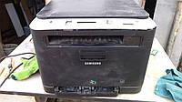 Цветной лазерный принтер Samsung CLX-3185 с картриджами