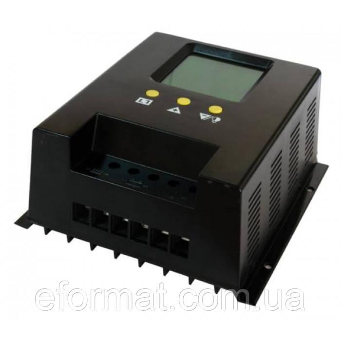 Фотоэлектрический контроллер заряда JUTA CM8024Z, 80А 12/24В, PWM