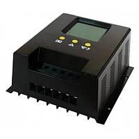 Фотоэлектрический контроллер заряда JUTA WP8048, 80А 12/24/48В, PWM