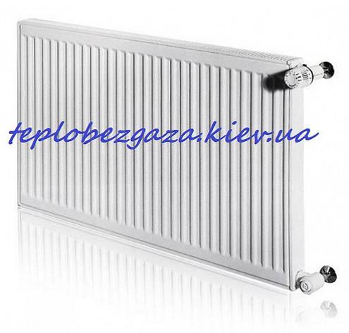 Стальные радиаторы Korad 11К с боковым подключением, фото 2