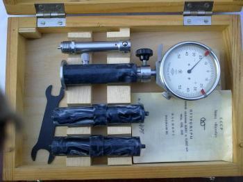 Нутромер индикаторный НИ-260 (160-260) 0,01 (Калибр) - ООО Торгово-промышленная группа «Диамант» в Харькове