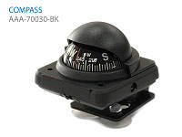 Компас ААА черный 70030-BK