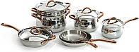 Набор посуды из 11 предметов BergHOFF Copper 1111004, фото 1