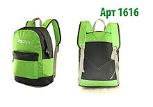 Рюкзак Traffic (18L) черн\зелен