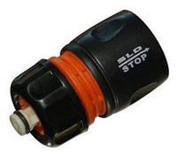 Коннектор 1/2 с автостопом SLD