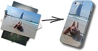 Силиконовый чехол на Alcatel One Touch Idol 6030