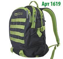 Рюкзак Ranger черн\зелен
