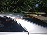 Спойлер на заднее стекло  из ABS пластика на Toyota Camry XV40 2006-2011