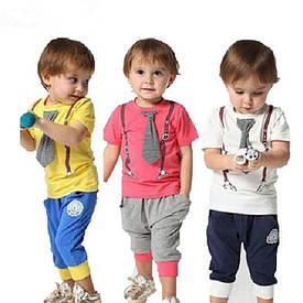 Для мальчиков: костюмы, комплекты.