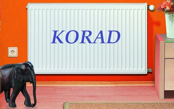 Стальные радиаторы KORAD