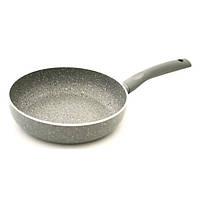 Сковорода глубокая Fissman VULCANO 24 см с индукционным дном