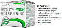 Купить витамины и минералы BioTechUSA Vitality Pack, 30 pack