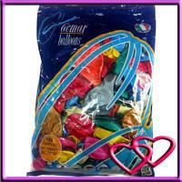 Шары воздушные «Gemar Balloons» 100шт