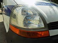 Фара Renault Master Opel Movano Nissan Interstar / Рено Мастер Опель Мовано Ниссан Интерстар 2003-2010
