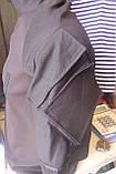 Летняя одежда для ВСУ футболка чёрная ( микрофибра ), фото 2
