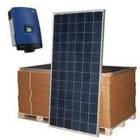 Сетевая солнечная электростанция SE-S10 SMA/SHARP