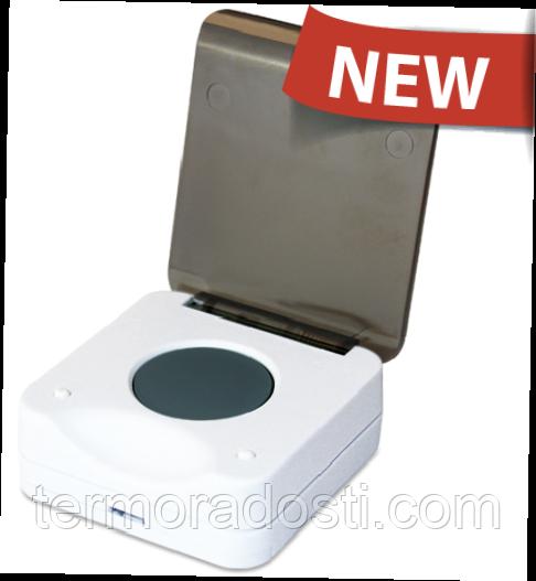 Salus CSB600 - умная кнопка с защитной крышкой