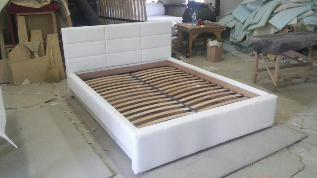 Двоспальне ліжко Спарта 2