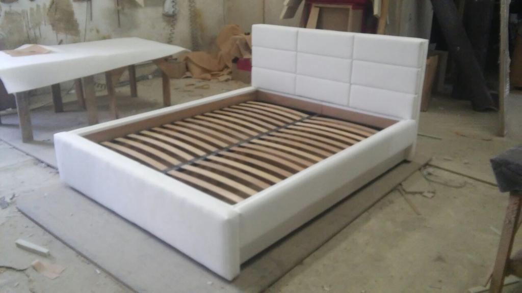 Двоспальне ліжко Спарта 3