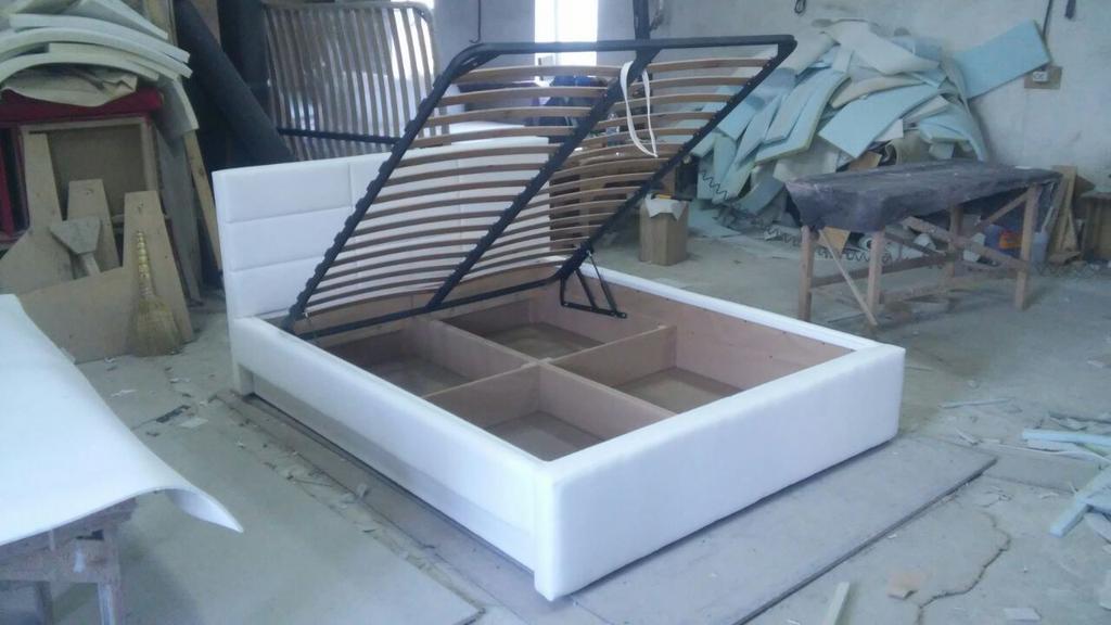Двоспальне ліжко Спарта 4
