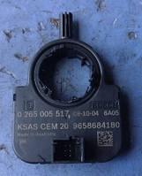 Датчик угла поворота рулевого колесаCitroen C42004-20119658684180, 0265005517