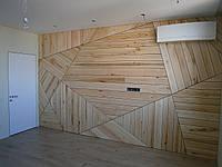 Деревянные ЭКО панели для стен в стиле ЛОФТ декор стен деревом