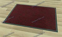 Ковер грязезащитный Ибица, 90х130см., красный