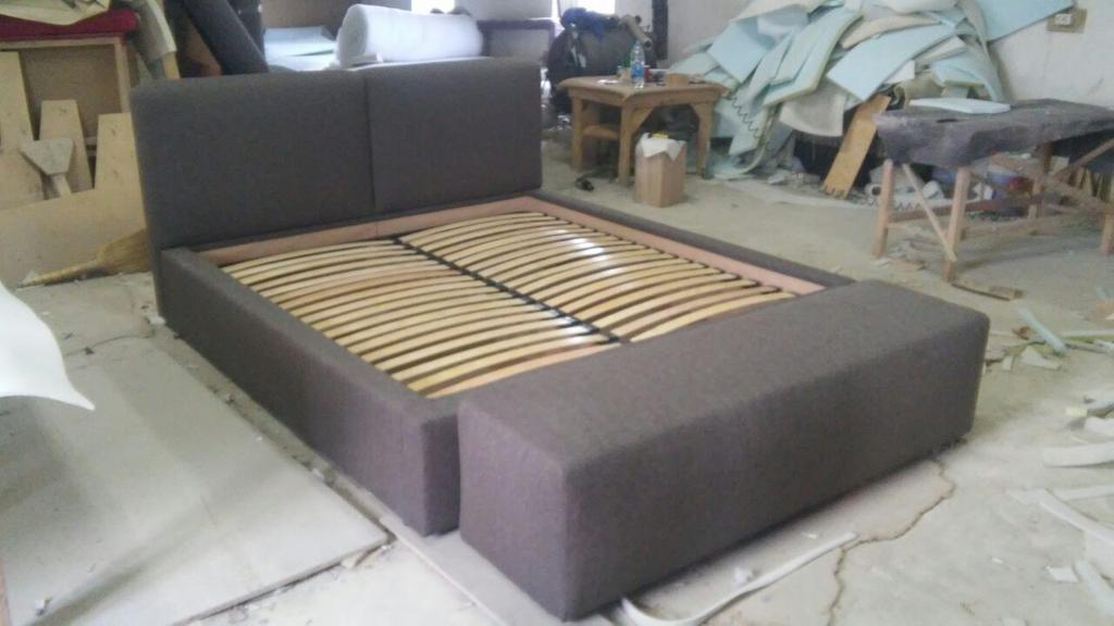 Двоспальне ліжко Кронос 1