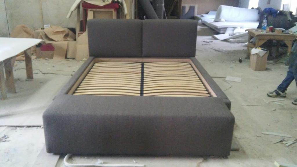 Двоспальне ліжко Кронос 5