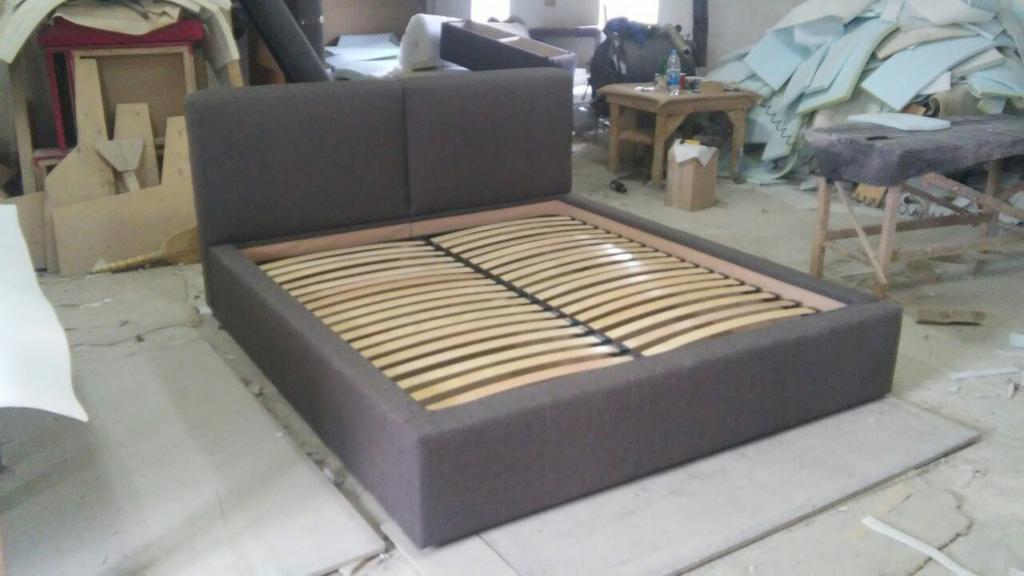 Двоспальне ліжко Кронос 6