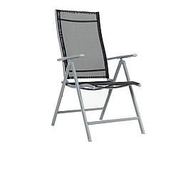 Кресло-лежак садовое/пляжное Moderno Nac (7 позиций регулировки)