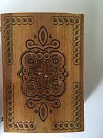 Шкатулка скринька сувенірна дерев'яна ручної роботи, фото 1