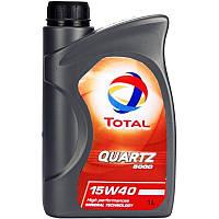 Моторное масло Total QUARTZ 5000 15w40 1л.