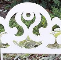 Кованый декоративный заборчик 13 28,5х60 см